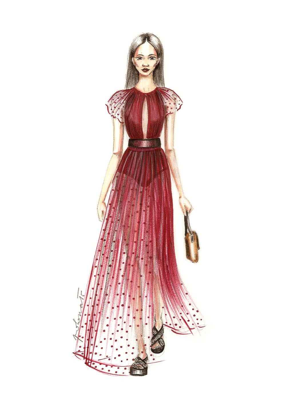 How to fashion illustrate 48